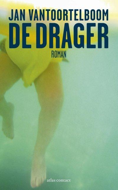 Boekcover De drager