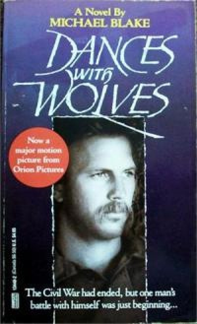 Boekcover Dances with Wolves