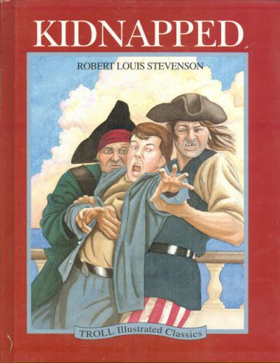 Boekverslag Engels Kidnapped door Robert Louis Stevenson (4e klas