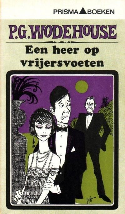 Boekcover A Gentleman of Leisure