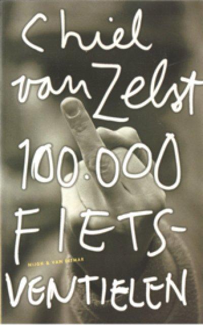 Boekcover 100.000 fietsventielen