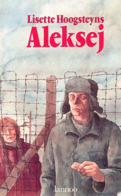 Boekcover Aleksej