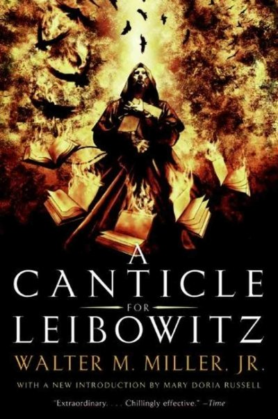 Boekcover A canticle for Leibowitz