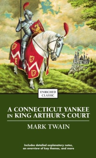Boekcover A connecticut yankee at King Arthur\'s court