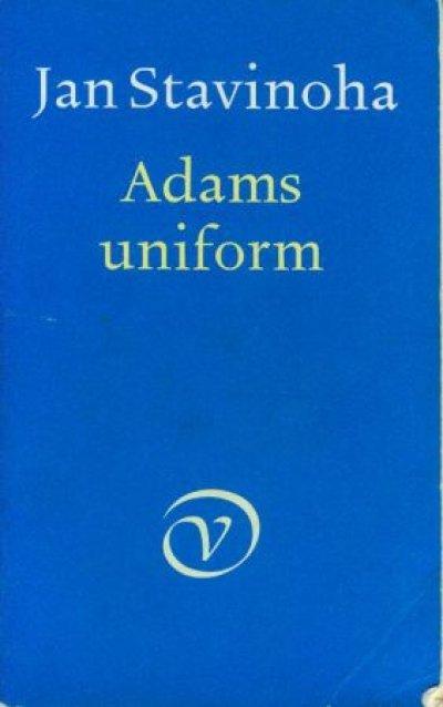 Boekcover Adams uniform