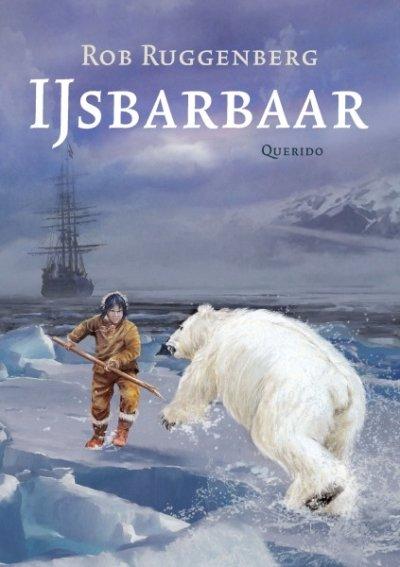 Boekcover IJsbarbaar
