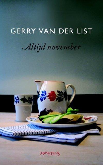 Boekcover Altijd november
