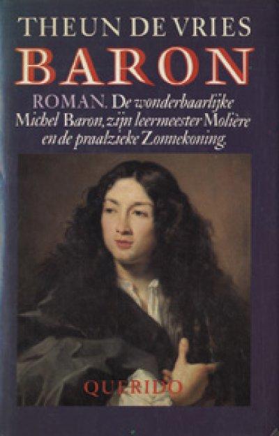 Boekcover Baron