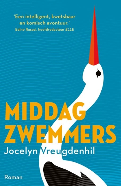 Boekcover Middagzwemmers