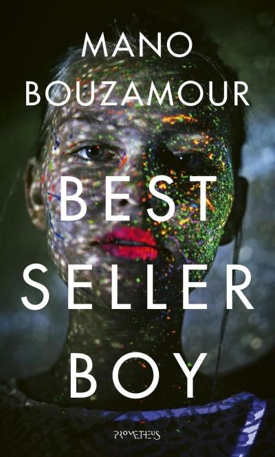 Boekcover Bestsellerboy