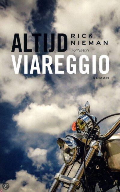 Boekcover Altijd Viareggio