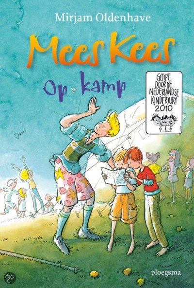 Boekverslag Nederlands Mees Kees Op Kamp Door Mirjam