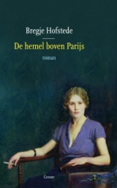 Boekcover De hemel boven Parijs