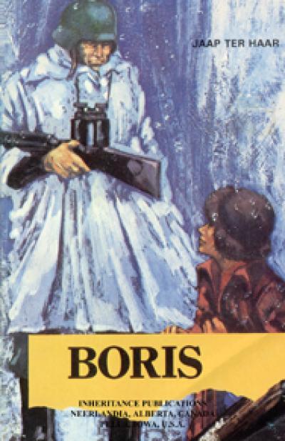 Boekcover Boris