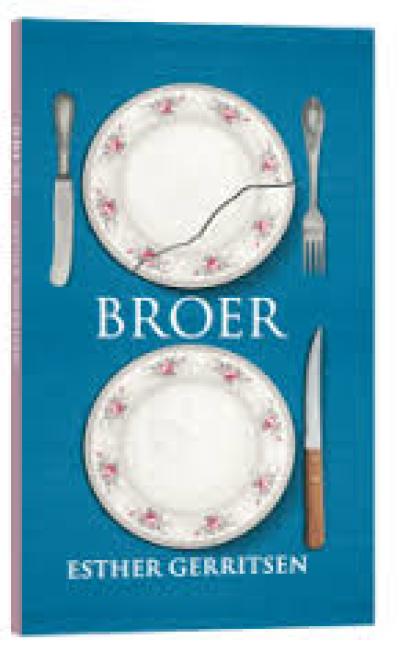 Boekcover Broer