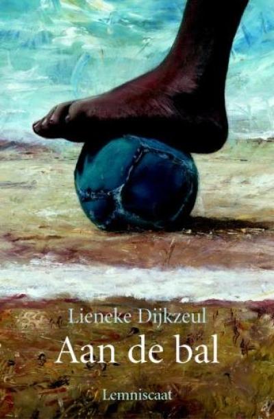 Boekcover Aan de bal