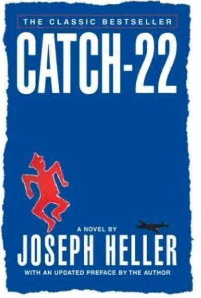 Boekcover Catch 22
