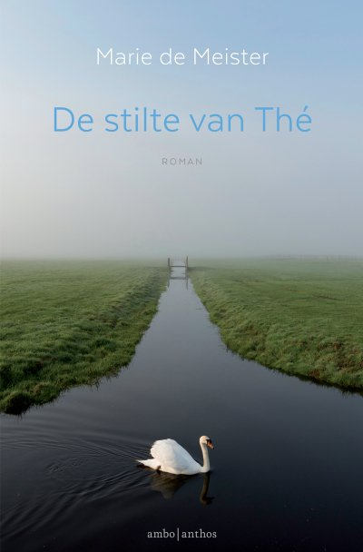 Boekcover De stilte van Th�