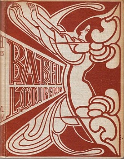 Boekcover Babel