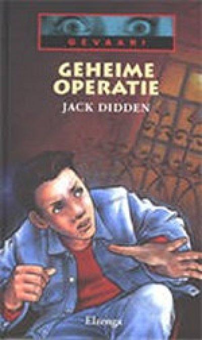 Boekcover Geheime operatie