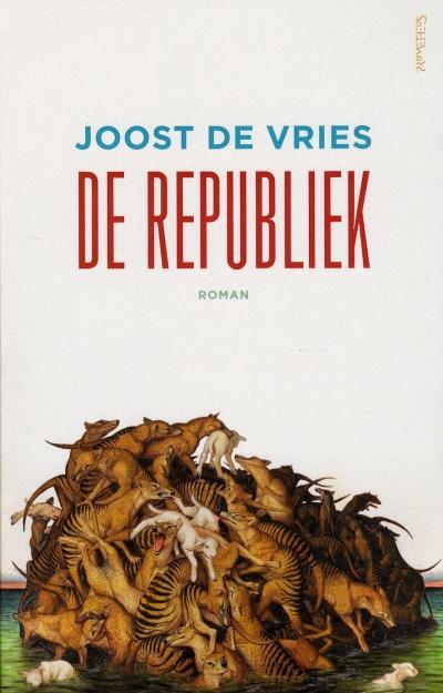 Boekcover De republiek