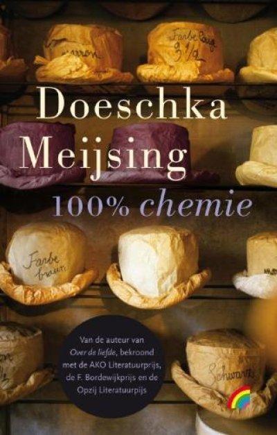 Boekcover 100% chemie