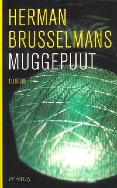 Boekcover Muggepuut
