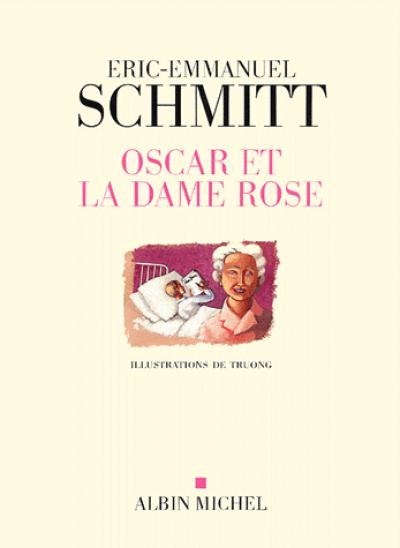 Boekcover Oscar et la dame Rose