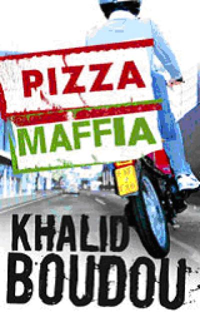 Boekcover Pizzamaffia