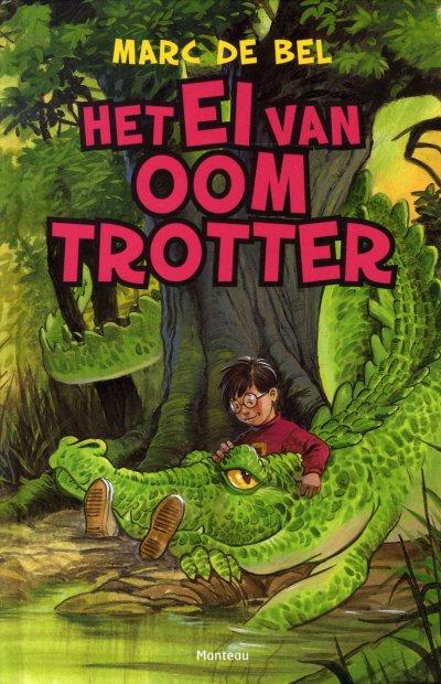 Boekcover Het ei van oom Trotter