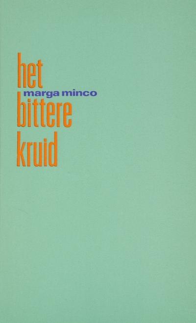 Boekcover Het bittere kruid