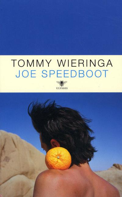 Boekcover Joe Speedboot
