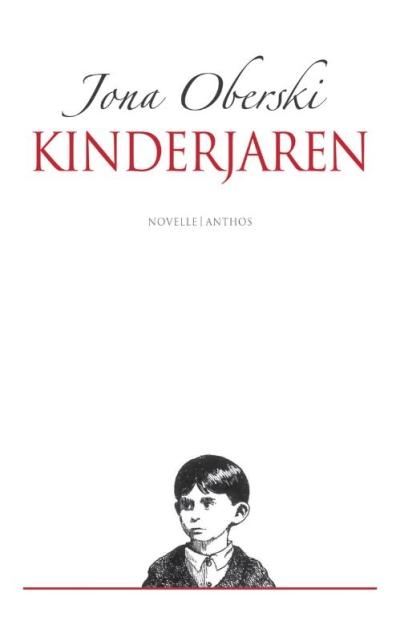Boekcover Kinderjaren