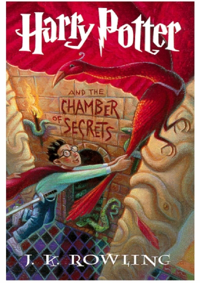 Boekverslag Engels Harry Potter And The Chamber Of Secrets