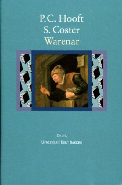 Boekcover Warenar