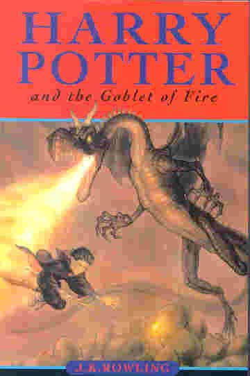 Boekverslag Engels Harry Potter And The Goblet Of Fire Door