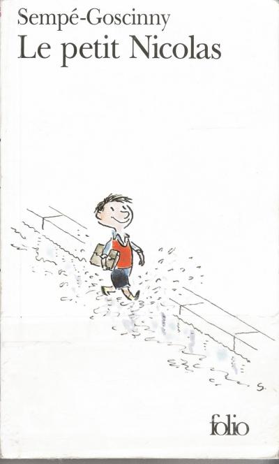 Boekcover Le petit Nicolas
