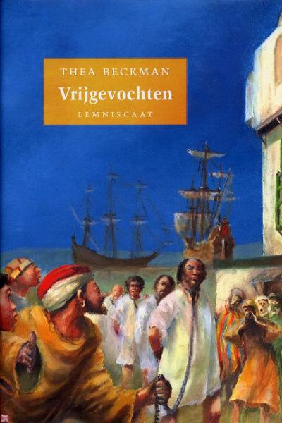 Boekcover Vrijgevochten