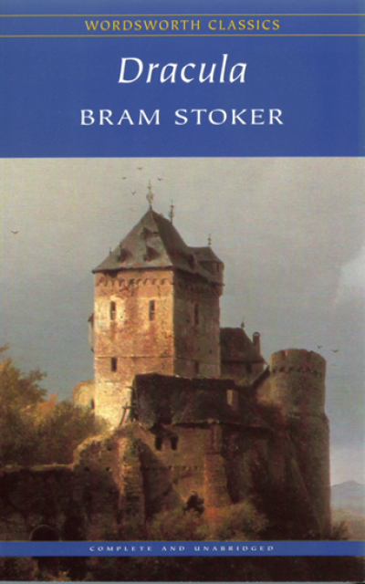 Boekcover Dracula