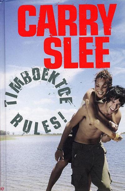 Boekcover Timboektoe rules!