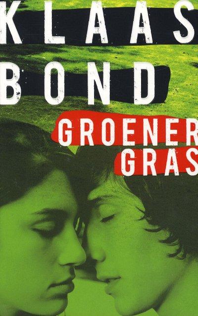 Boekcover Groener gras