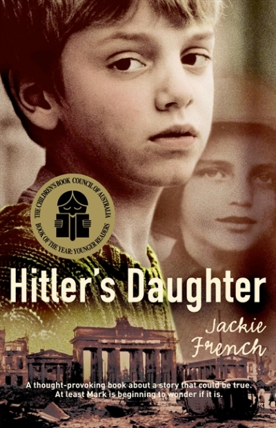 essay on hitlers daughter