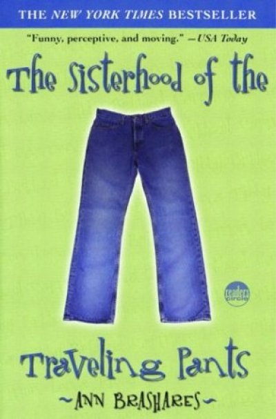 Boekcover The sisterhood of the traveling pants