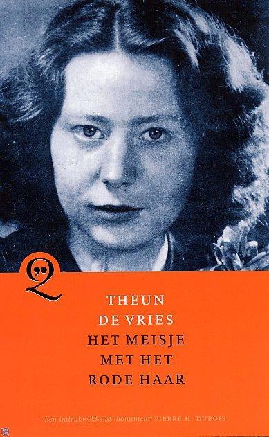 Citaten Uit De Aanslag : Boekverslag nederlands het meisje met het rode haar door theun de
