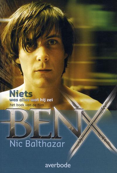 Boekcover Ben X