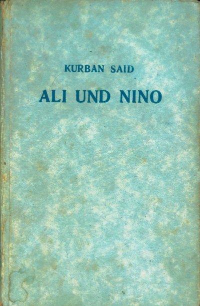 Boekcover Ali und Nino