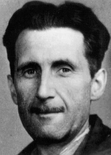 Foto George Orwell