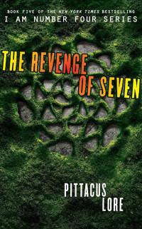 Boekcover The Revenge of Seven