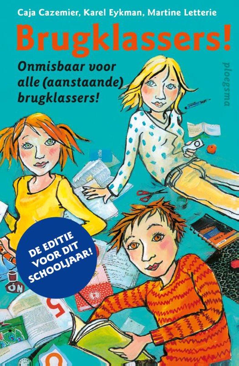 Boekcover Brugklassers!