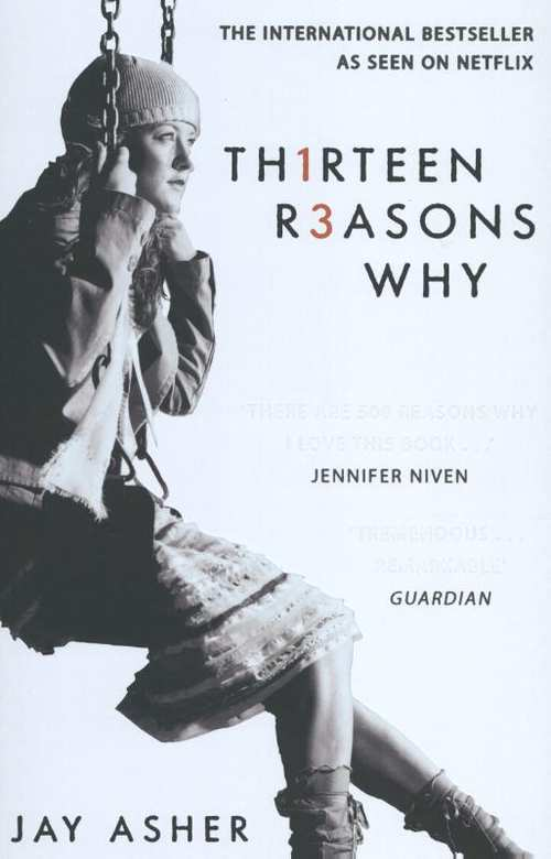 Boekcover Thirteen Reasons Why